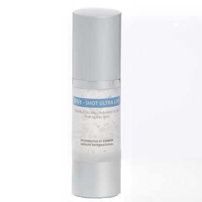 Активный концентрат с эффектом лифтинга (DNA-SHOT ULTRA LIFT) косметической линии средств для ухода за кожей DNA-SHOT парфюмерно-косметической компании Ламбре (Lambre)